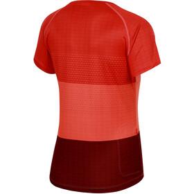 Protective P-Shade Shortsleeve Tricot Women, rojo